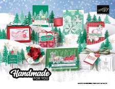 Stampin'Up! Seasonal Mini Catalog